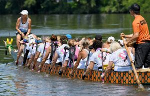 Pittsburgh Hearts of Steel Dragon Boat Races