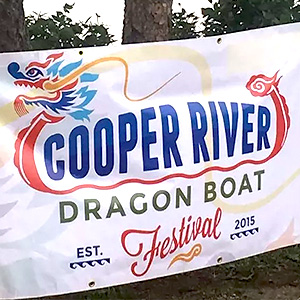 4th Annual Cooper River Dragon Boat Festival